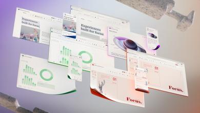 صورة مايكروسوفت تستعرض تصميم تطبيقات Microsoft 365 الجديد