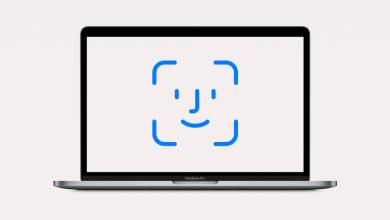 صورة آبل قد تدعم بصمة الوجه Face ID في حواسب ماك المحمولة