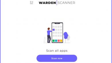 صورة Warden تطبيق جديد أمني يحتاجه كل مستخدم أندرويد