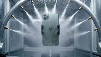 صورة نظام طرد المياه في Apple Watch قد يشق طريقه إلى iPhone و iPad