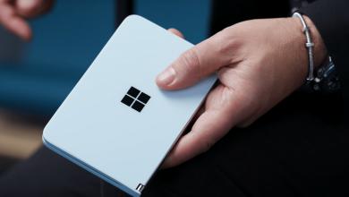 صورة مايكروسوفت تٌقلص سعر الهاتف المُزدوج الشاشة Surface Duo إلى 1200$