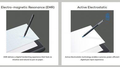 صورة سامسونج مهتمة بتغيير التقنية الأساسية للقلم S Pen لجعله يعمل مع Galaxy Z Fold 3