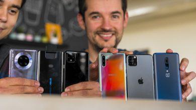 صورة سوق مستشعرات كاميرات الهواتف الذكية ينمو بنسبة 15%، وشركة Sony تواصل الريادة