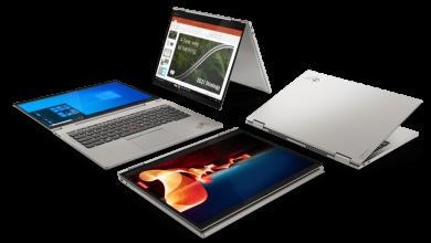صورة لينوفو تكشف عن أجهزة جديد من عائلة ThinkPad يتقدمها ThinkPad X1 Titanium Yoga