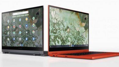 صورة سامسونج تكشف عن Galaxy Chromebook 2 بشاشة QLED