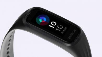 صورة OnePlus تطلق أول سوار رياضي لها باسم OnePlus Band
