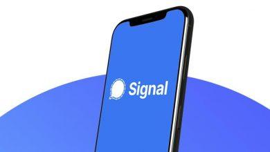 """صورة تطبيق سيجنال """"Signal"""" يترأس قائمة المخططات على متاجر التطبيقات"""