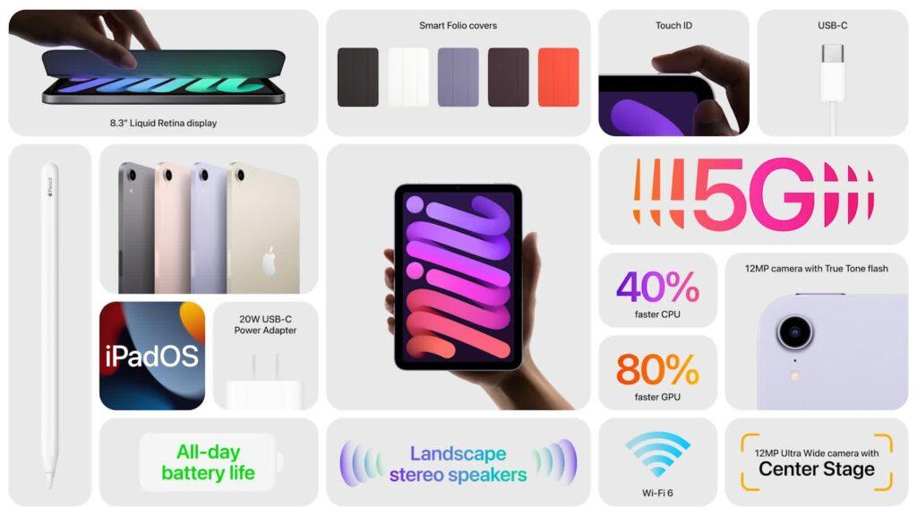 آيباد ميني آبل - iPad Mini